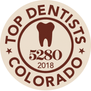 Award - Top Dentist 2018 5280